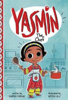 Picture of Yasmin the Chef