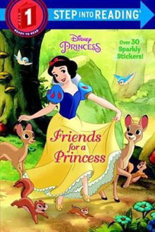 Picture of Friends for a Princess (Disney Princess) Disney Princess Step into Reading, Step 1