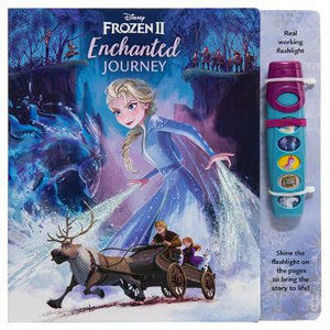 Picture of Frozen 2 Glow Flashlight Sound Book