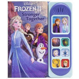 Picture of Frozen 2 Little Sound Book
