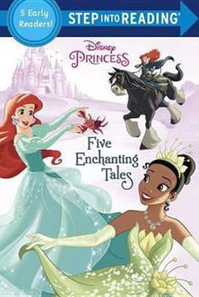 Picture of Five Enchanting Tales (Disney Princess)