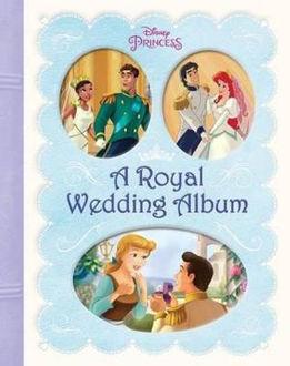 Picture of A Royal Wedding Album (Disney Princess)