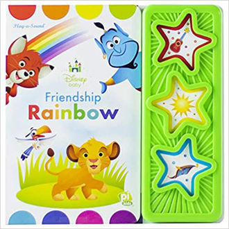 Picture of Disney Baby - Friendship Rainbow - Play-a-Sound