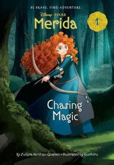 Picture of Merida #1 Chasing Magic (Disney Princess)