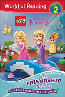 Picture of World of Reading LEGO Disney Princess: The Friendship Bridge (Level 2)
