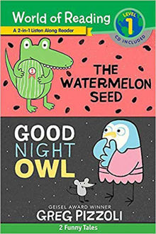Picture of The World of Reading Watermelon Seed and Good Night Owl 2-in-1 Listen-Along Reader