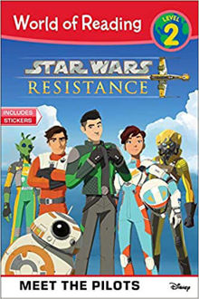 Picture of Star Wars Resistance: Meet the Pilots (Level 2)