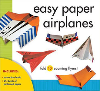 Picture of Sterling Publishing Kit&Bk, Easy Paper Airplanes Kit