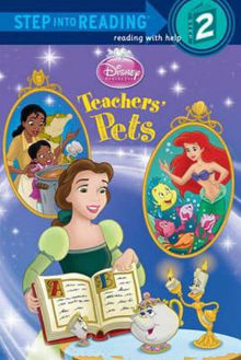 Picture of Disney Princess : Teachers' Pets Step into Reading Books Series : Step 2