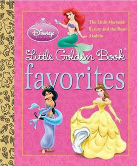 Picture of Disney Princess Little Golden Book Favorites (Disney Princess)