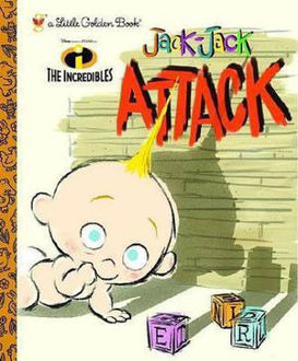 Picture of Jack-Jack Attack (Disney/Pixar the Incredibles)