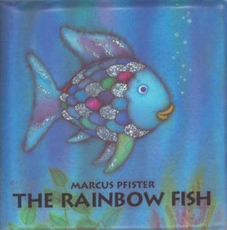 Picture of The Rainbow Fish Bath Book