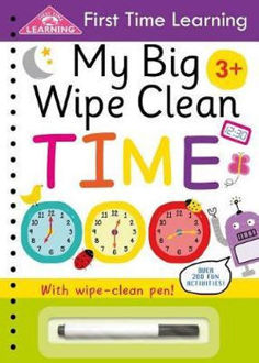 Picture of My Big Wipe Clean Time