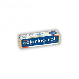 Picture of Outer Space Mini Coloring Roll
