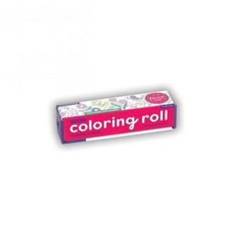 Picture of Flower Garden Mini Coloring Roll