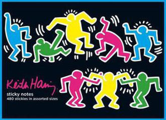 Picture of Keith Haring Sticky Notes