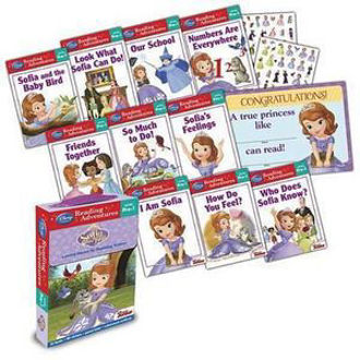 Picture of Sofia the First, Reading Adventures Level Pre-1