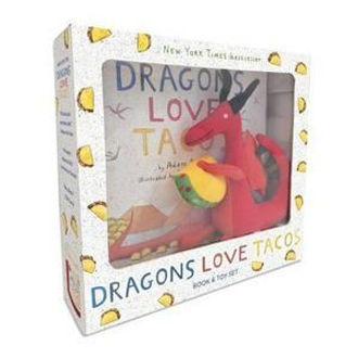 Picture of Dragons Love Tacos - Book And Soft Toy Gift Set