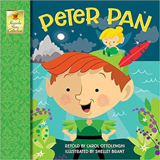 Picture of Keepsake Stories Peter Pan