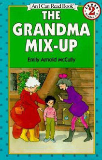 Picture of The Grandma Mix Up I Can Read Level 2