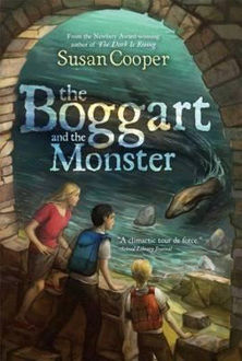 Picture of The Boggart and the Monster