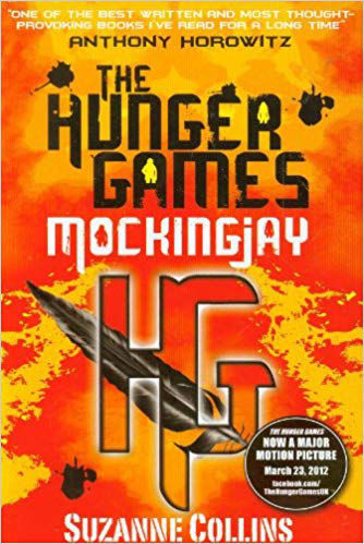 What age is the hunger games book appropriate for