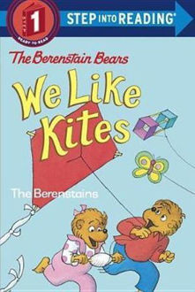 Picture of Berenstain Bears We Like Kites Step Into Reading 1