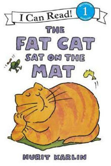 Picture of The Fat Cat Sat on the Mat I Can Read! : Book 1