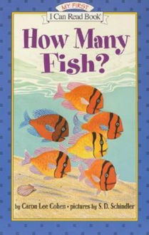 Picture of How Many Fish? My First I Can Read