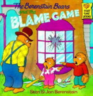 Picture of Berenstain Bears & The Blame Berenstain Bears First Time Books