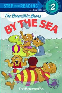Picture of Berenstain Bears By The Sea Step into Reading Books Series : Step 2