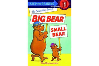 Picture of The Berenstain Bears : Big Bear, Small Bear