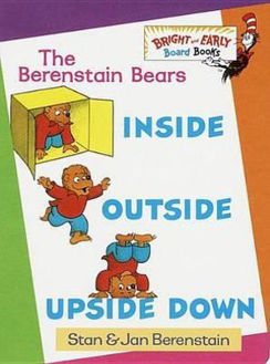Picture of The Berenstain Bears Inside, Outside, Upside down