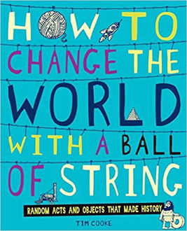 Picture of HOW CHANGE WORLD BALLSTRING