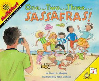 Picture of One Two Three Sassafras Mathstart: Level 1