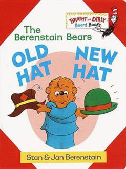 Picture of Bernestain Bears Old Hat New Hat