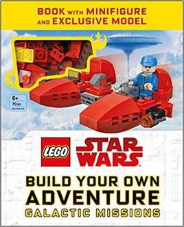 Picture of Lego Star Wars - Build Your Own Adventure Galactic Missions