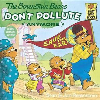 Picture of Berenstain Bears Don't Pollute