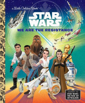 Picture of Fall 2019 Star Wars Little Golden Book