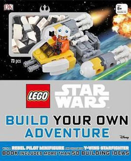Picture of LEGO Star Wars Build Your Own Adventure