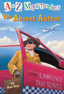 Picture of A To Z Mysteries the Absent Author