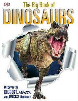 Picture of The Big Book of Dinosaurs
