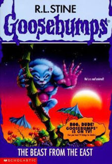 Picture of Beast from the East Goosebumps