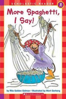 Picture of More Spaghetti, I Say] Hello Reader, Level 2