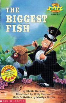Picture of Biggest Fish Hello Math Reader. Level 3