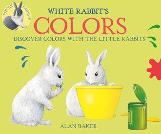 Picture of White Rabbit's Color Book
