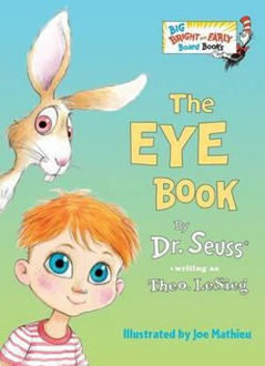 Picture of The Eye Book Big Bright & Early Board Book
