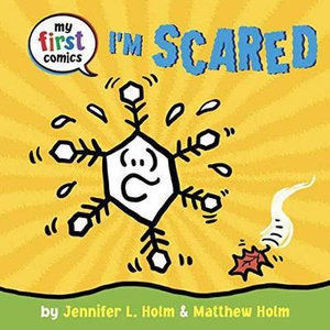 Picture of I'm Scared (My First Comics)
