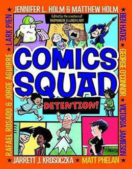 Picture of Comics Squad #3 Detention!