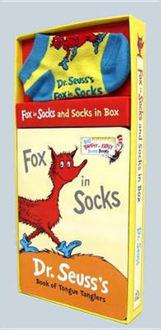 Picture of Fox in Socks and Socks in Box